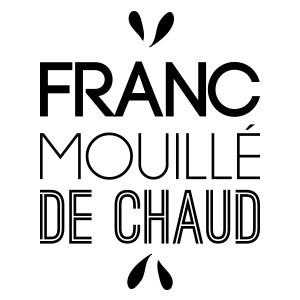 Mug Franc mouillé de chaud