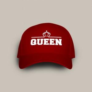 Casquette Queen