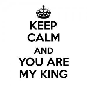 Mug Keep calm King
