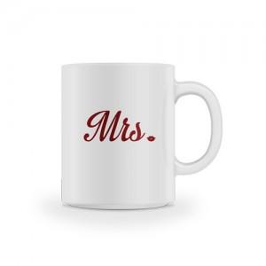 Mug Mrs.