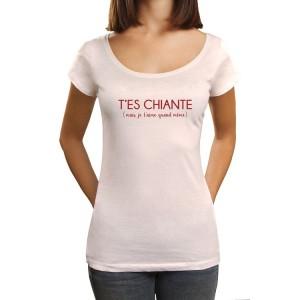 T-shirt chiante