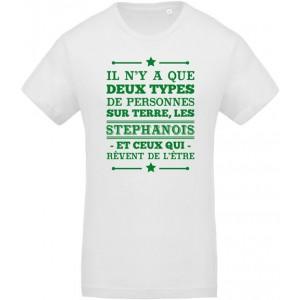 T-shirt stephanois