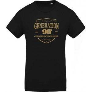 T-shirt Génération 90