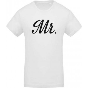 T-shirt Mr. couple