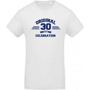 t-shirt orginal 30 ans