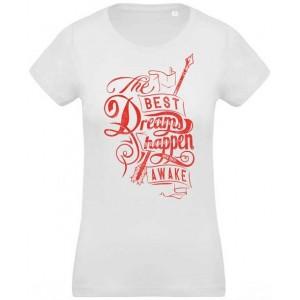 Tee shirt les meilleurs rêves