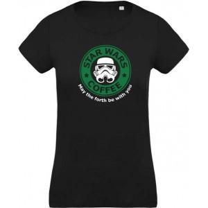 T-shirt Starwars Coffee