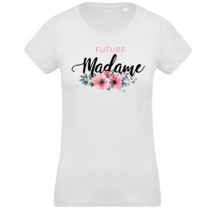 T-shirt future madame