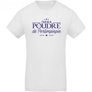 T-shirt poudre de perlimpinpin