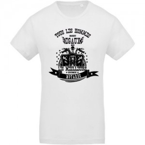 T-shirt égaux motards
