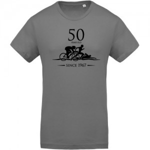 T-shirt 50 years old
