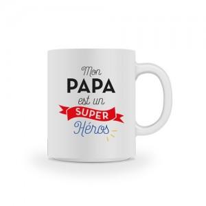 Mug Papa est un super héros