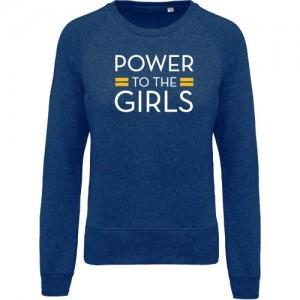 Sweat Power to the Girls