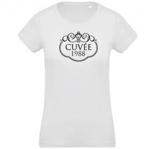 T-shirt cuvée 1988