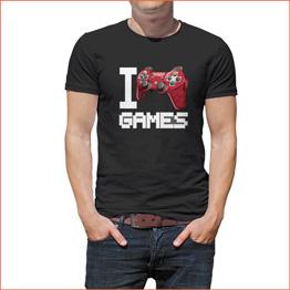 tee shirt et acessoires séries tv, geek et games