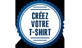 Creez votre t-shirt personnalisé