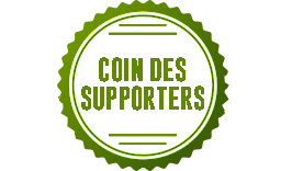 Coin des supporters