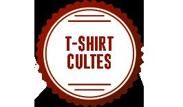 T-shirts Cultes