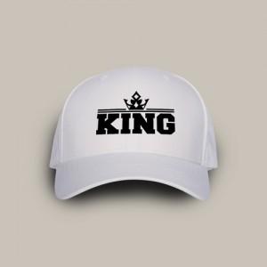 Casquette personnalisée - King