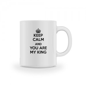 Mug Keep calm King