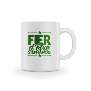 Mug Fier d'être stephanois