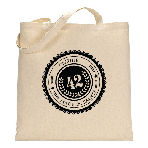 Tote bag Made in 42