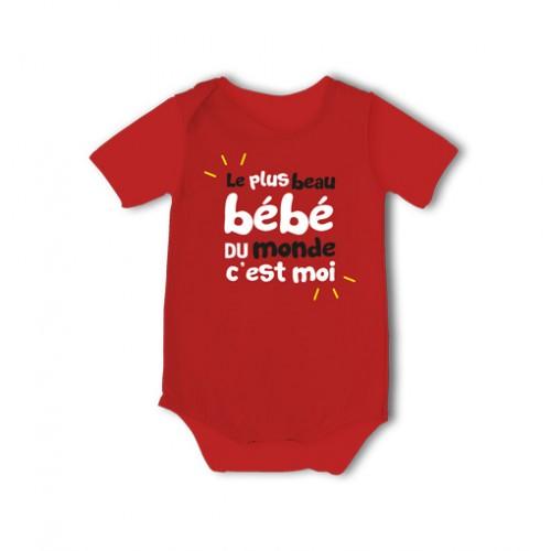 Body le plus beau bébé