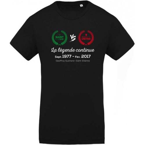 Tee shirt Saint-Etienne Manchester