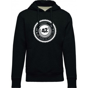Sweat Capuche MadeIn42