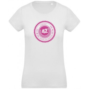 T-shirt Made in 42
