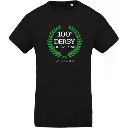 T-Shirt 100e Derby Septembre 2010