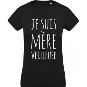 T-shirt mèreveilleuse
