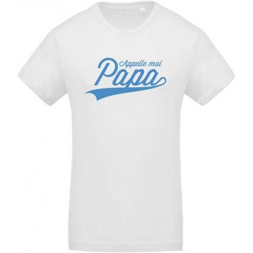 T-shirt Appelle moi papa