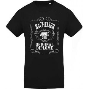 T-shirt Bachelier original