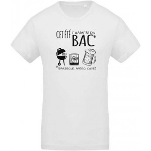 T-shirt Bac humour