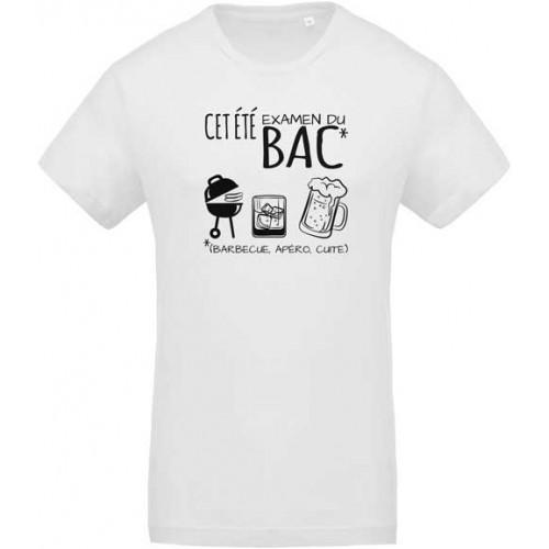 T-shirt Bac humour