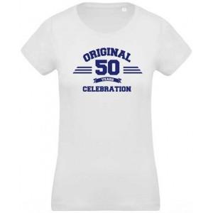 T-shirt original 50 ans