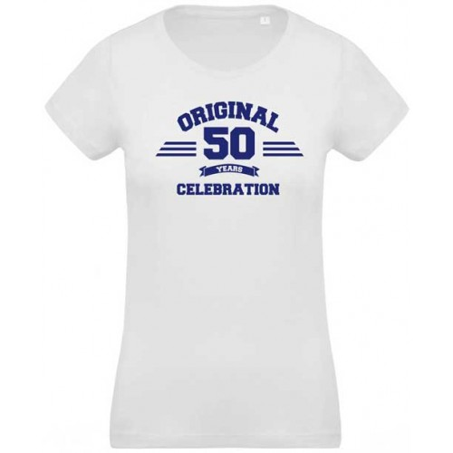 T-shirt original 50 ans