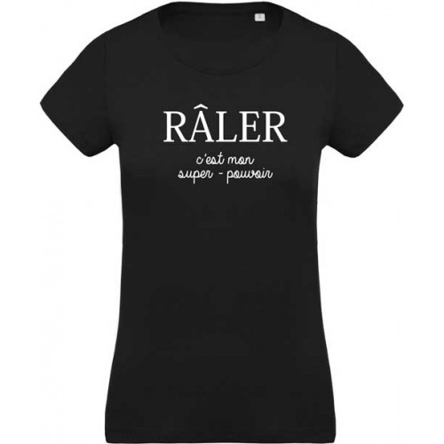 T-shirt Râler