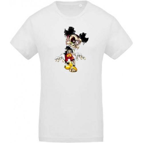 T-shirt Zombie Mickey