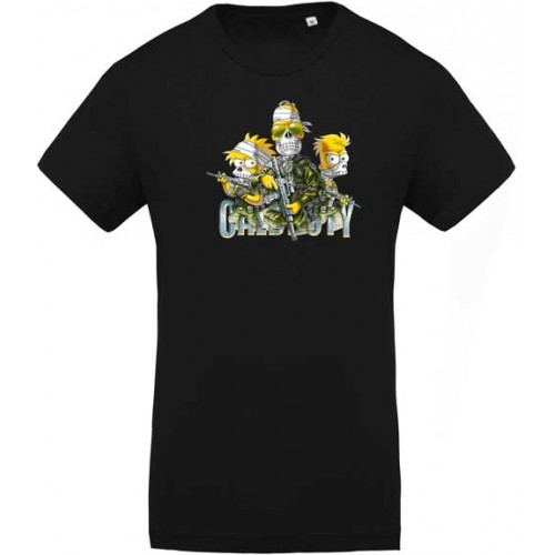 T-Shirt Call Of Simpson