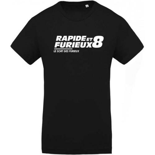 T-shirt Rapide et furieux