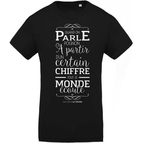 T-shirt Le Pacha