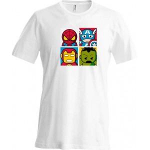 T-shirt Avengers Comics