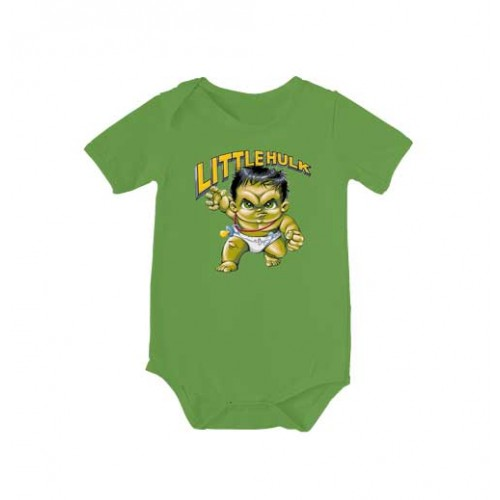 Body Little Hulk