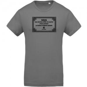 T-shirt Kaamelott