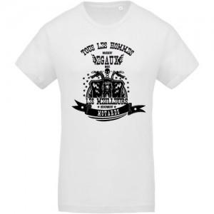 T-shirt égaux motards