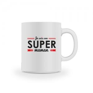 Mug super maman