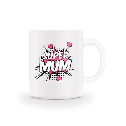 Mug Super Mum
