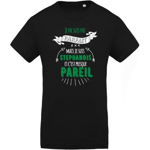 T-shirt stéphanois parfait